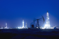 Onshore Drilling Site