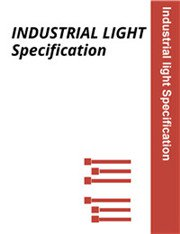 Industrial Light Specification
